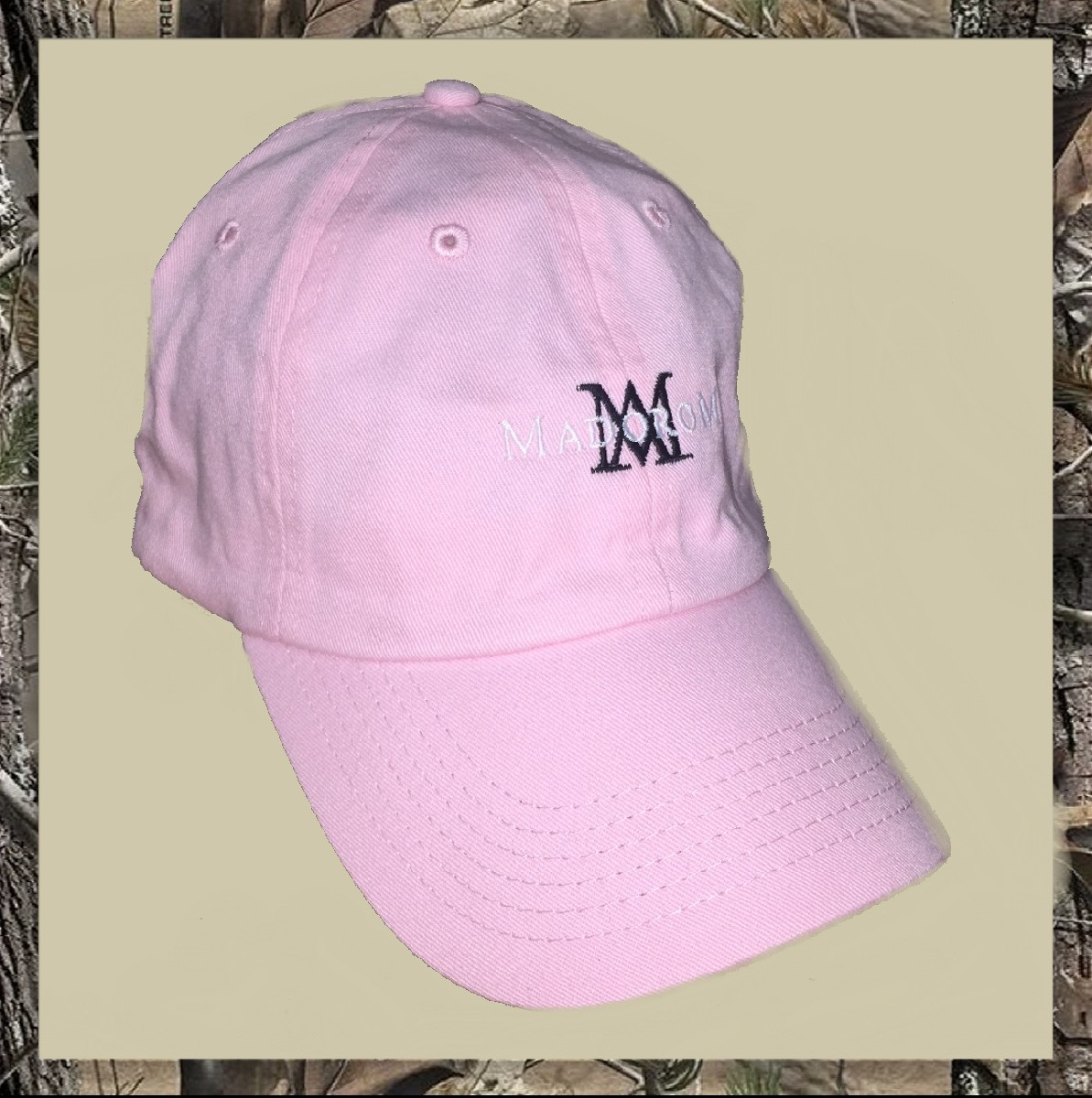 MadoroM Pink Hat Product Image