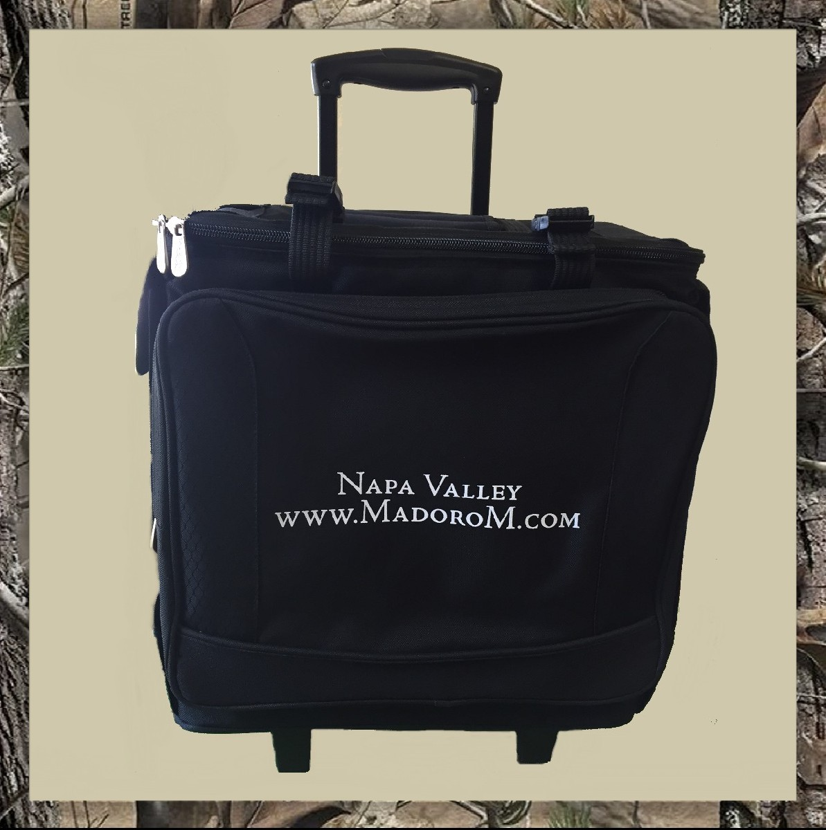 MadoroM Rolling Tote Product Image
