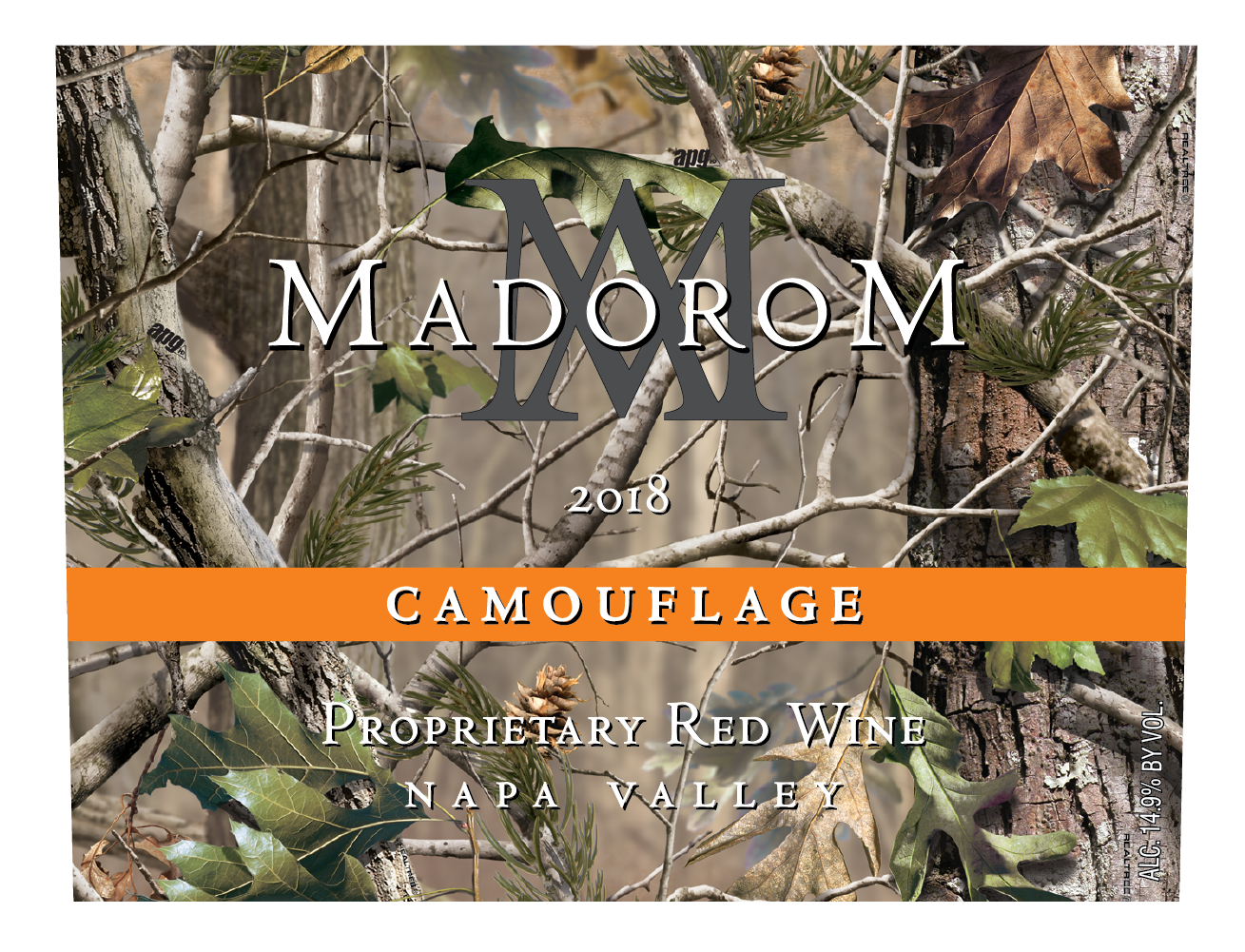 Product Image for 2018 MadoroM Napa Valley Camouflage Proprietary Red Blend