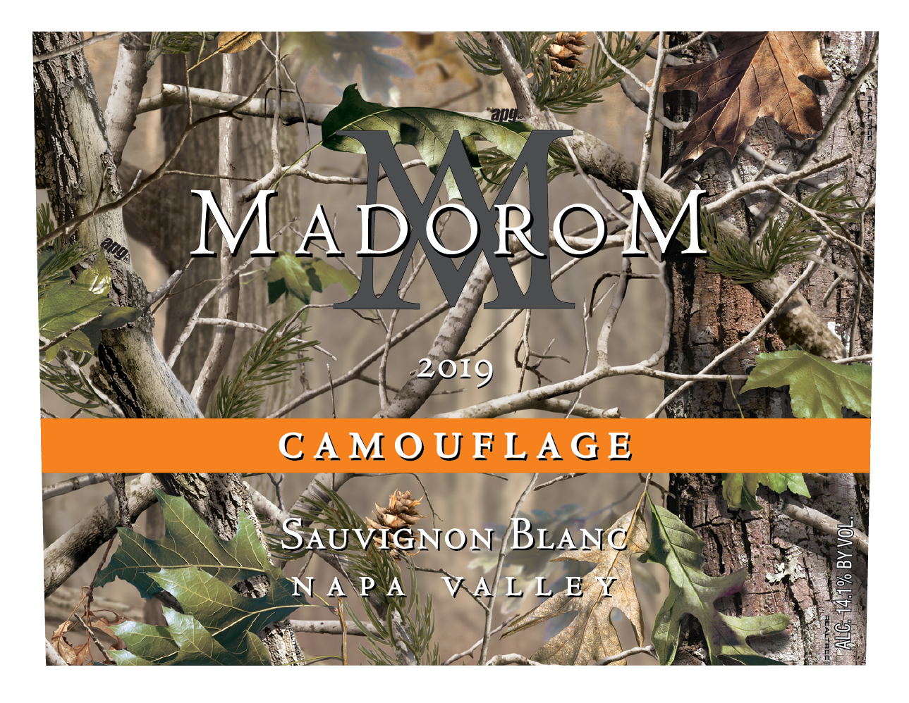Product Image for 2019 MadoroM Napa Valley Camouflage Sauvignon Blanc
