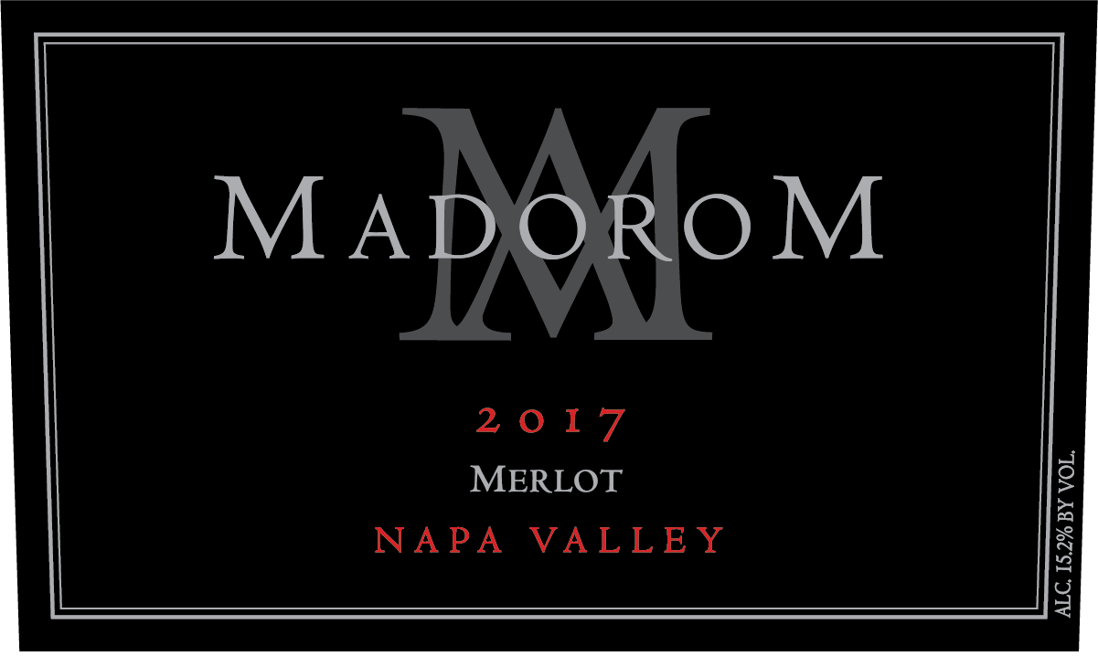 Product Image for 2017 MadoroM Napa Valley Merlot