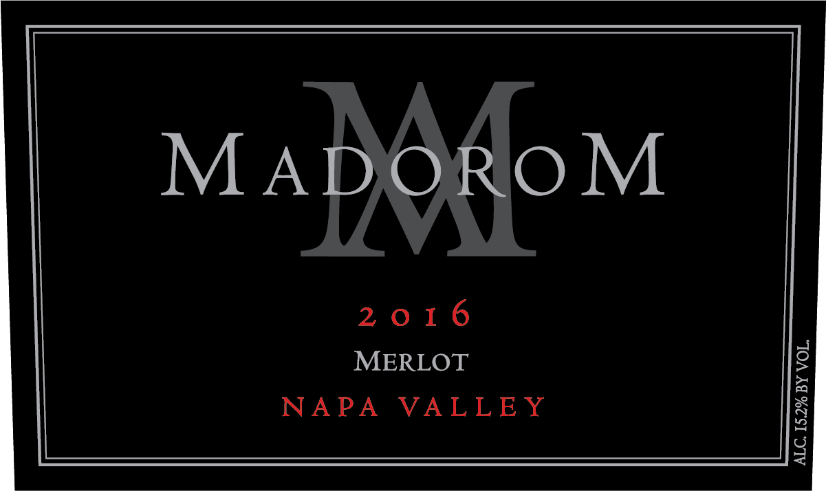 Product Image for 2016 MadoroM Napa Valley Merlot
