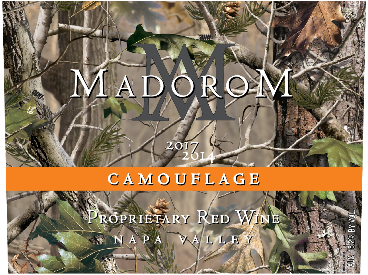 Product Image for 2017 MadoroM Napa Valley Camouflage Proprietary Red Blend